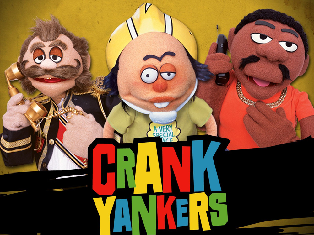 Crank Yankers Is Coming Back Yaay The Interrobang Adam carolla & kevin kimmel (22 min). crank yankers is coming back yaay
